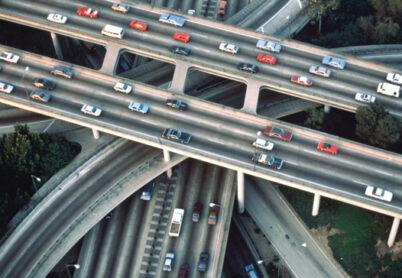 Intellectual city traffic